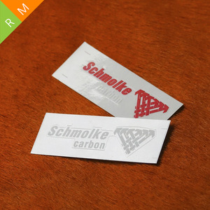 Schmolke Carbon Decal